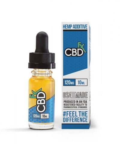 CBD vape oil additive 120mg