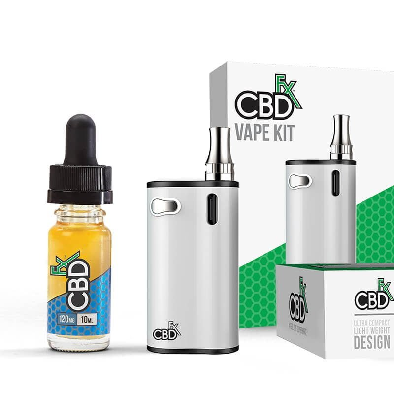 CBD Vape Oil 120mg | CBD Hemp Oil Vape Additive [Medium Strength]