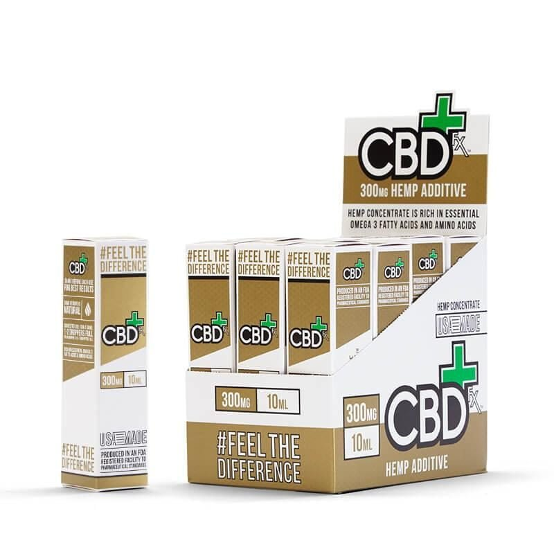 CBD Oil Vape Additive - 300mg