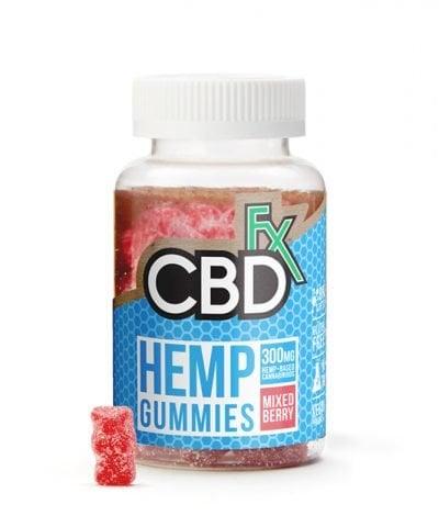 Vegan CBD Gummies 300mg 2