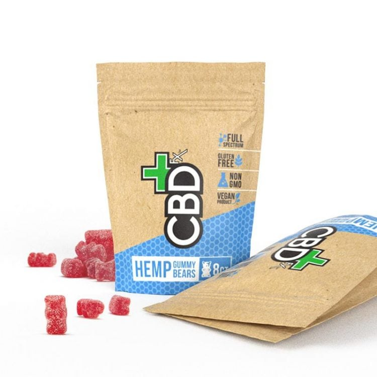 CBD Gummies Pouch