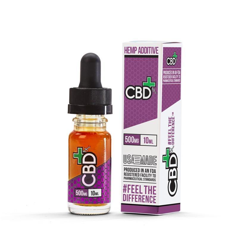 CBD Oil Vape Additive - 500mg