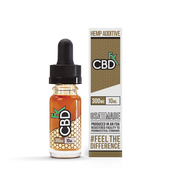 CBD vape oil additive 300mg