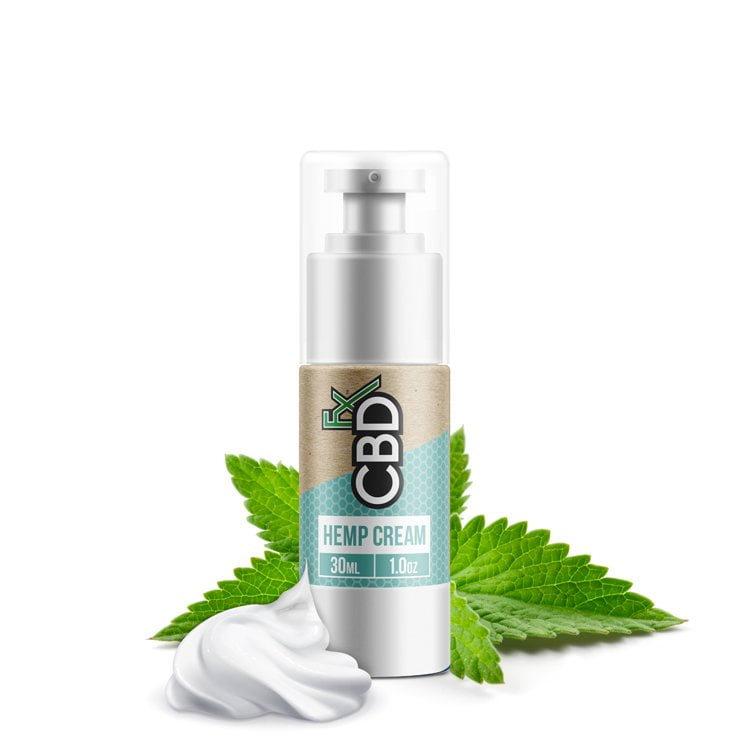 CBD Topical Cream - 100mg