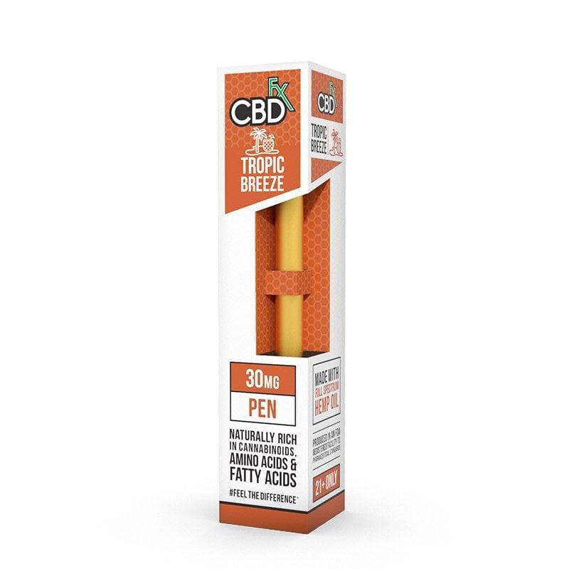 Cbd Disposable Vape Pen Tropic Breeze Cbdfx
