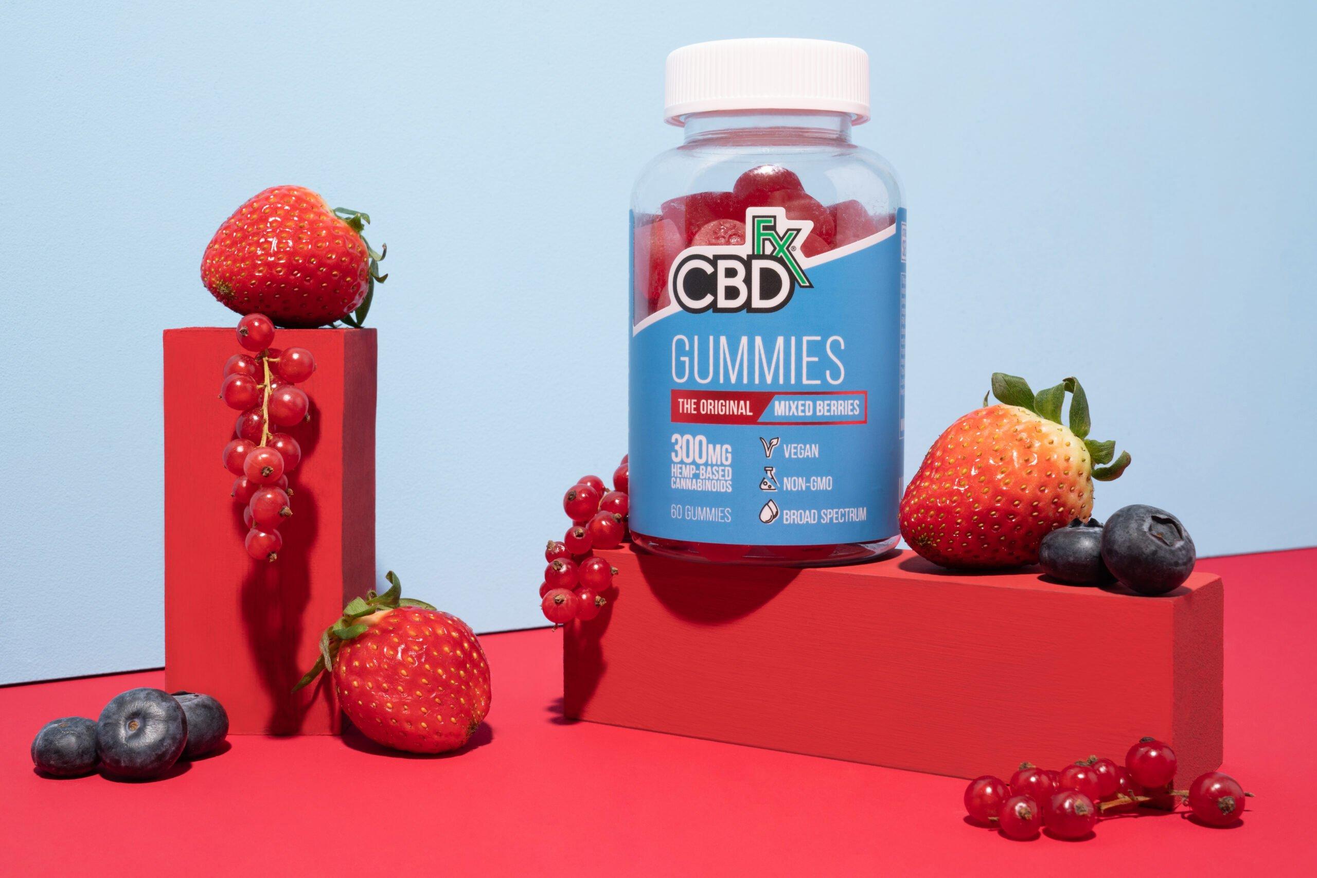Do CBD gummies get you high_
