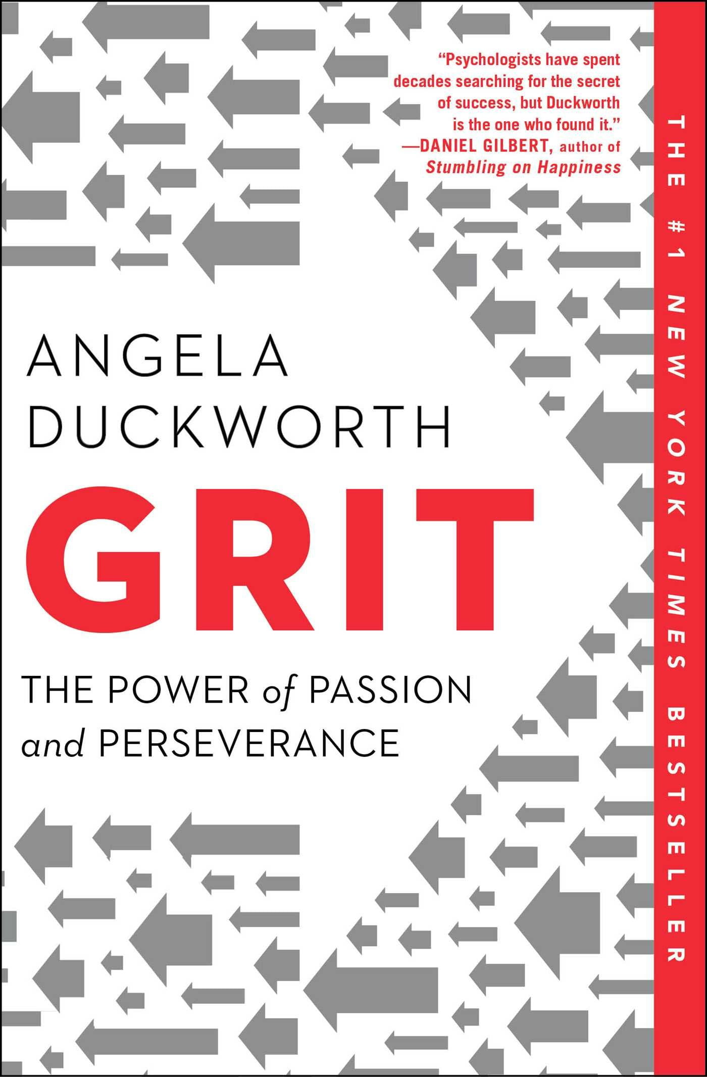 A cover of the book Grit