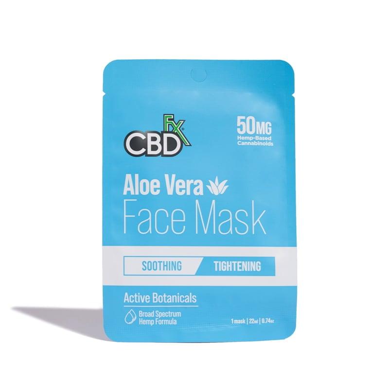 Lab Reports for CBD Face Mask Aloe Vera