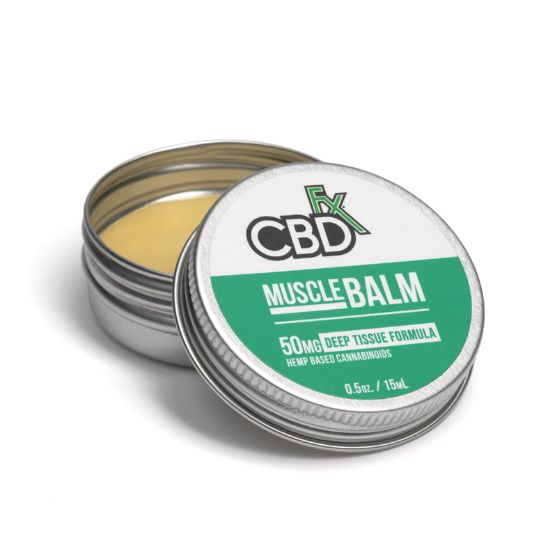 Lab Reports for CBD Muscle Balm