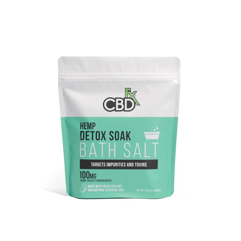 Peppermint Bath Salt 100mg