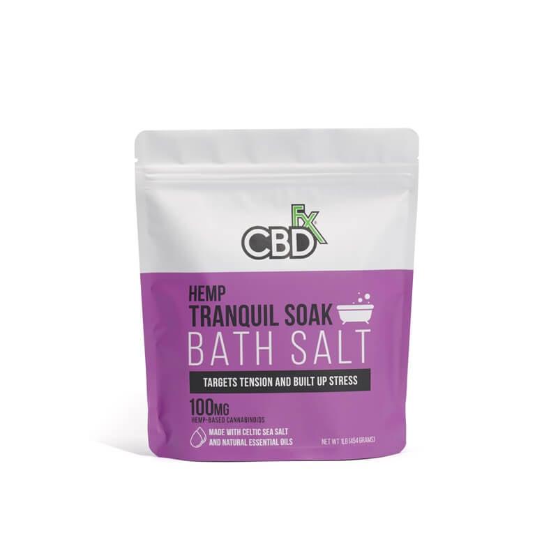 Cbdfx Bath Salt Tranquil