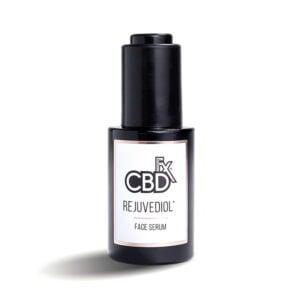 CBDfx CBD Hemp Face Serum Oil Cosmetic Beauty
