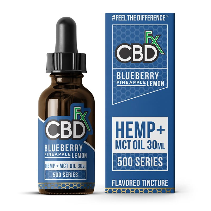 Lab Reports for MCT Oil Blueberry Pineapple Lemon Tincture