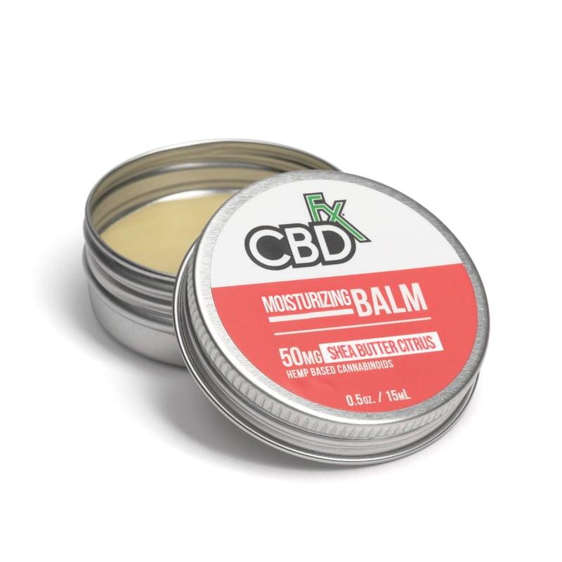 Lab Reports for CBD Moisturizing Balm