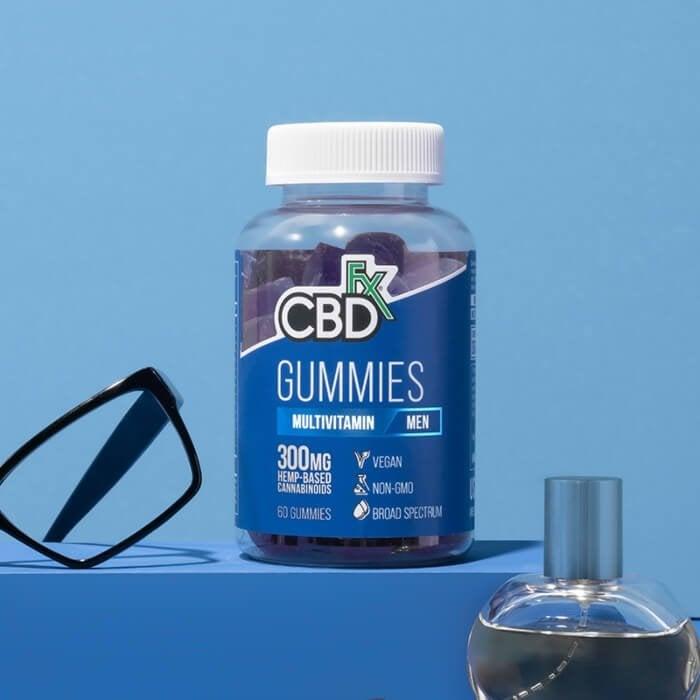 CBD gummies for men
