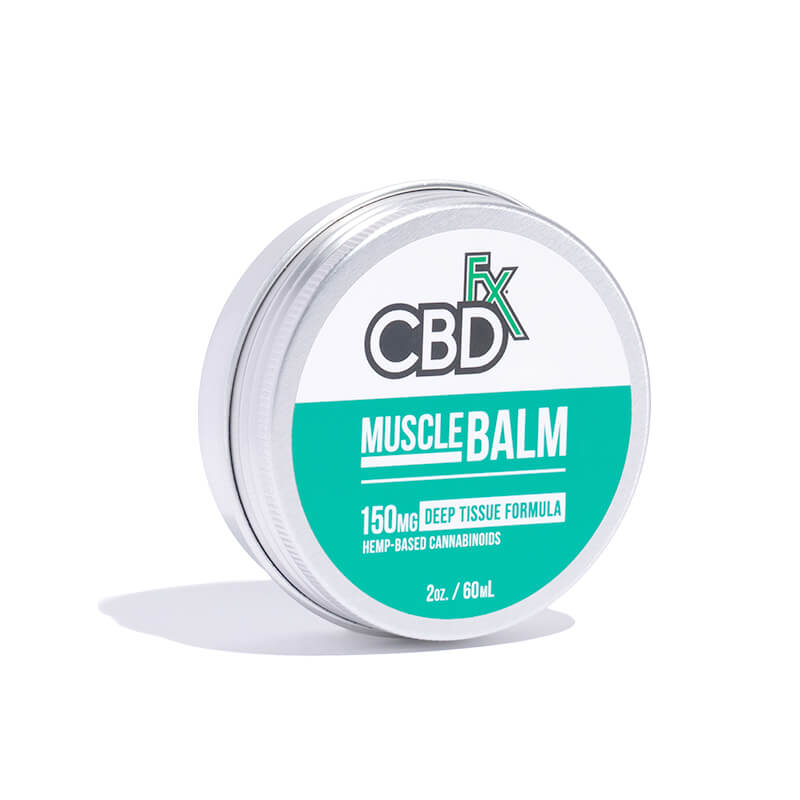 CBD Muscle Balm 2oz