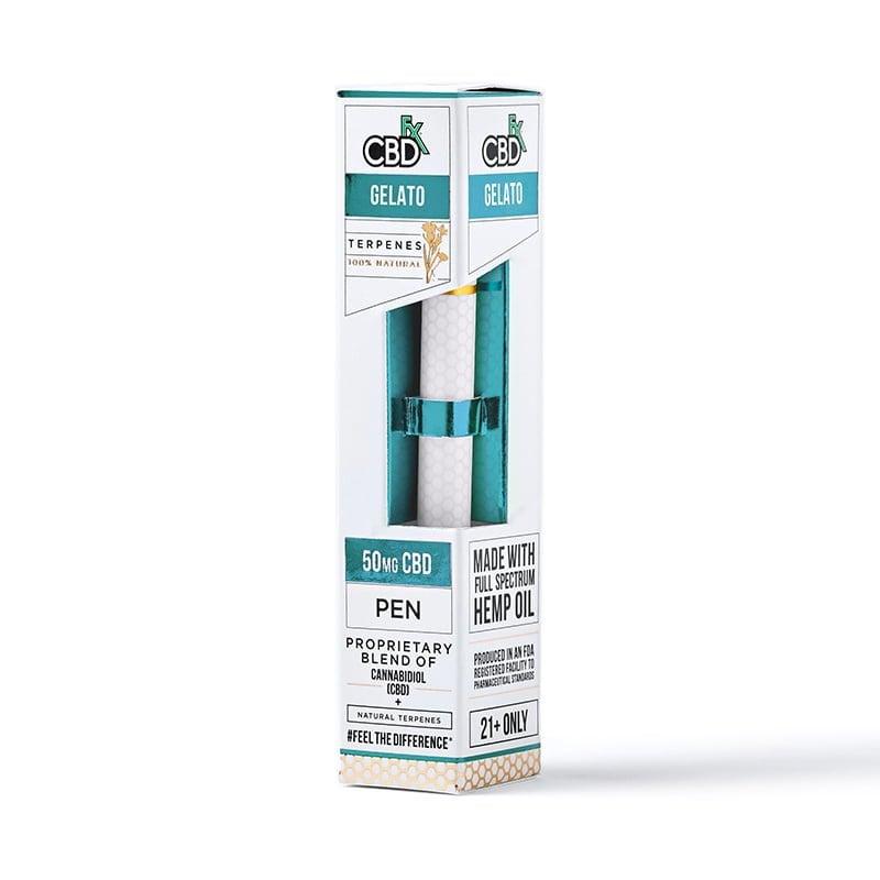 Lab Reports for Gelato CBD Terpenes Vape Pen
