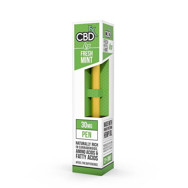 CBDfx Vape Pen Fresh Mint