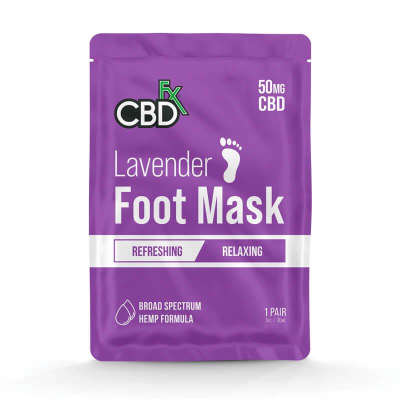 Hemp Lavender Foot Mask