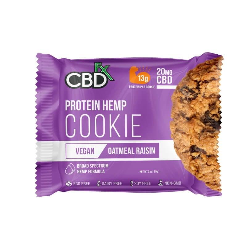Oatmeal Raisin Cookie – 20mg