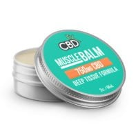 CBD Muscle Balm 2oz - 750mg
