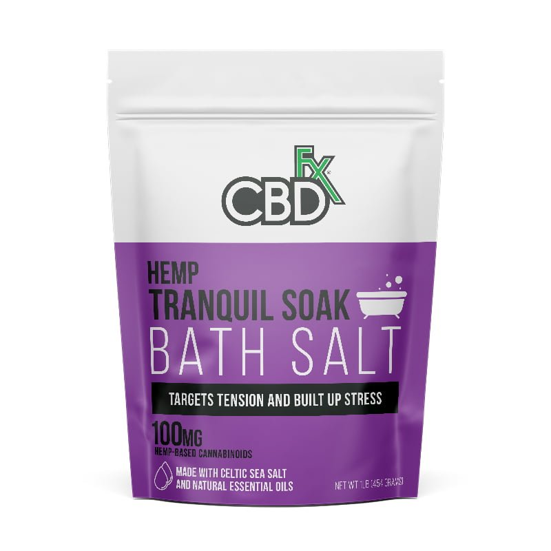 bath salt tranquil