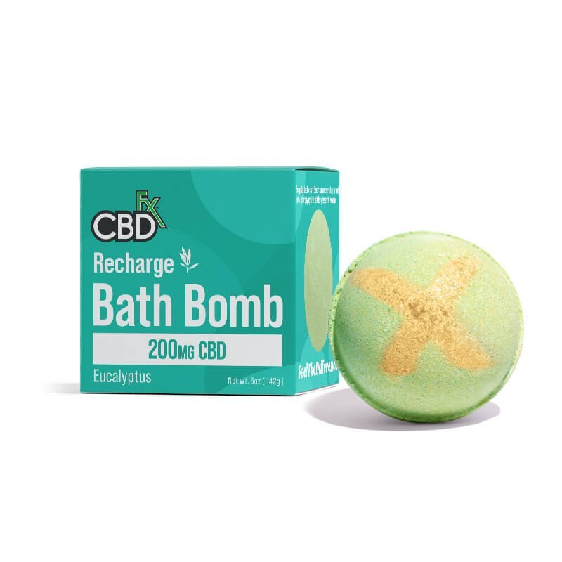 Recharge Bath Bomb 200mg