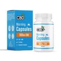cbdfx morning capsules
