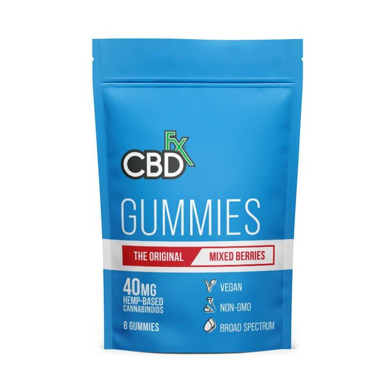 CBDfx Gummy Pouch