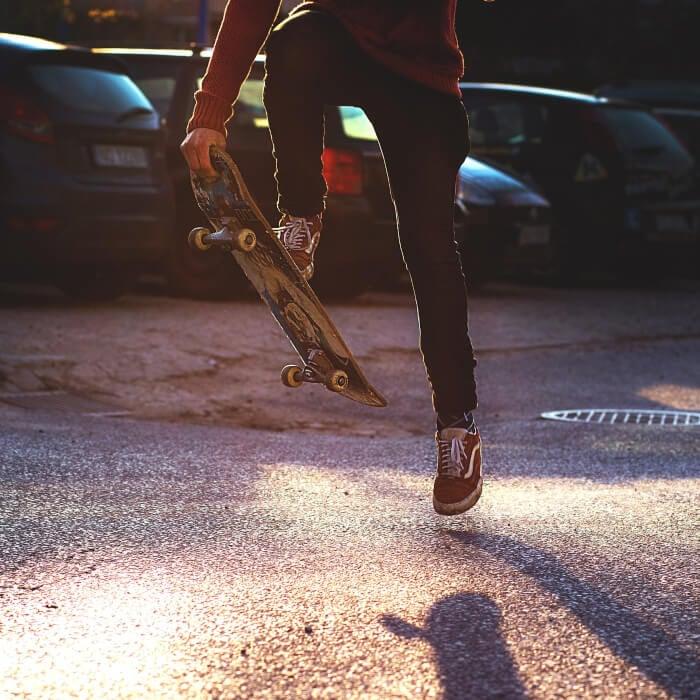CBD for skaters