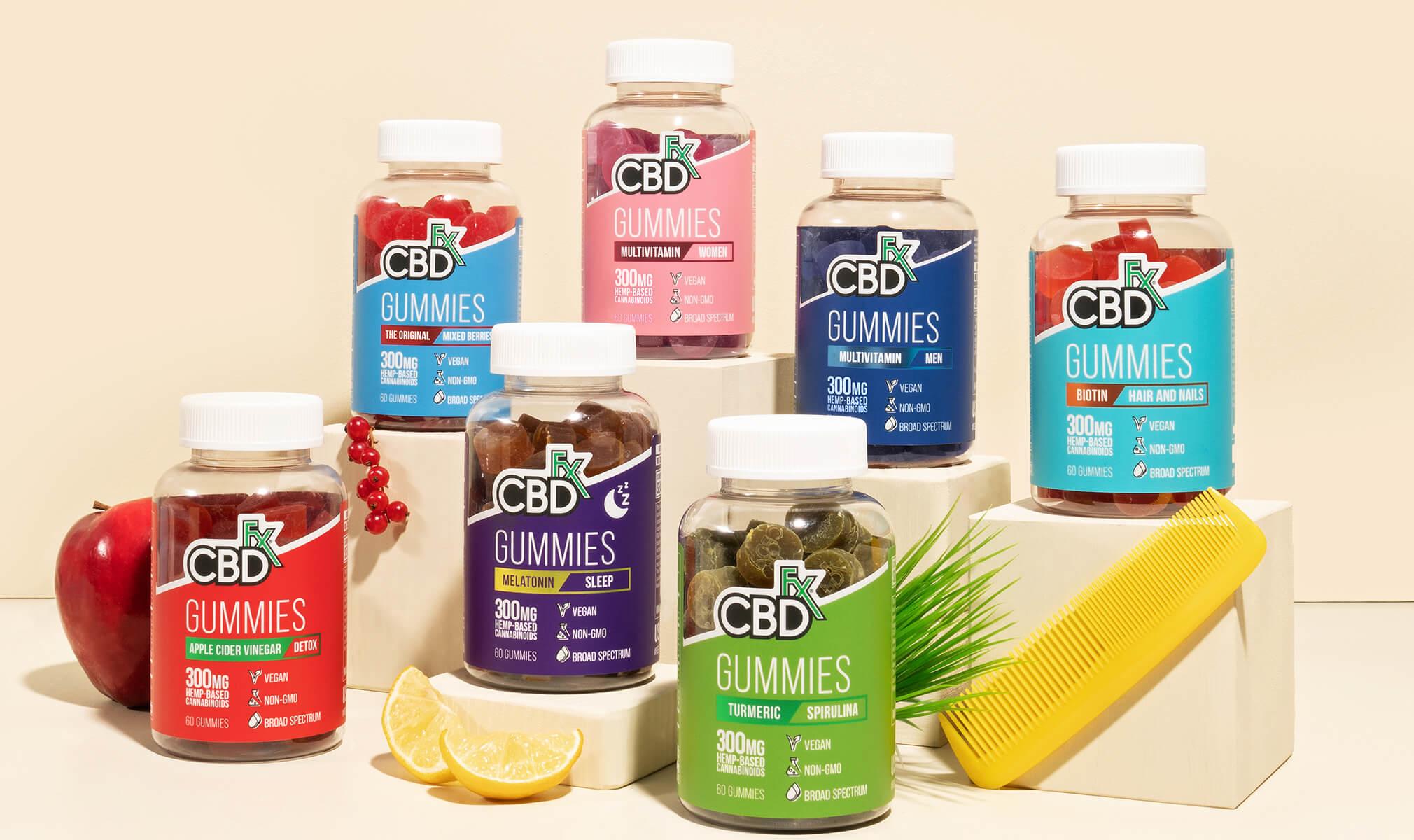 Revolutionizing The World Of Cbd Gummies