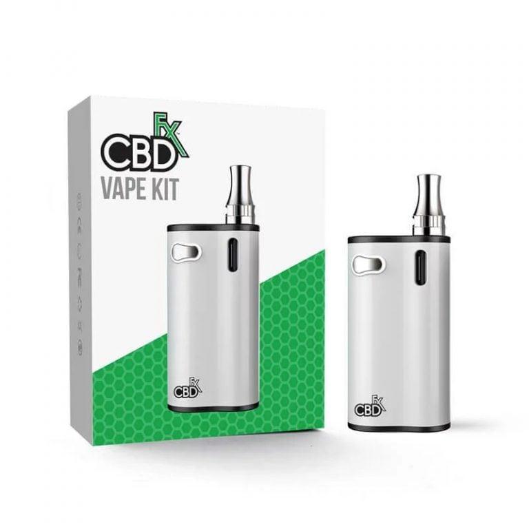 CBDfx CBD Vape Mod Kit - Best CBD Kit