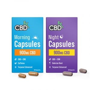 CBDfx Capsule bundle